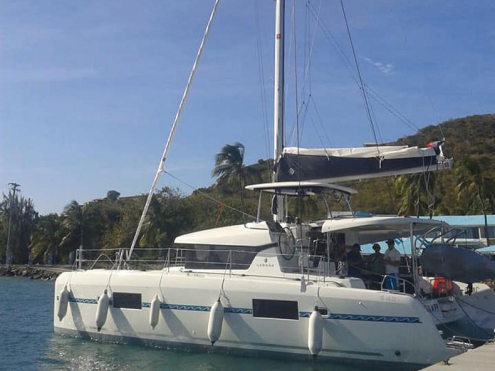 Location bateau Pointe-à-Pitre pas cher Lagoon 42