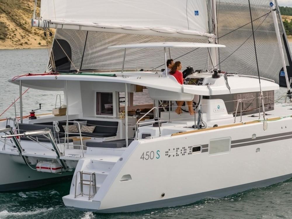 Location yacht à Grand Case - Lagoon Lagoon 450 Sportop sur SamBoat