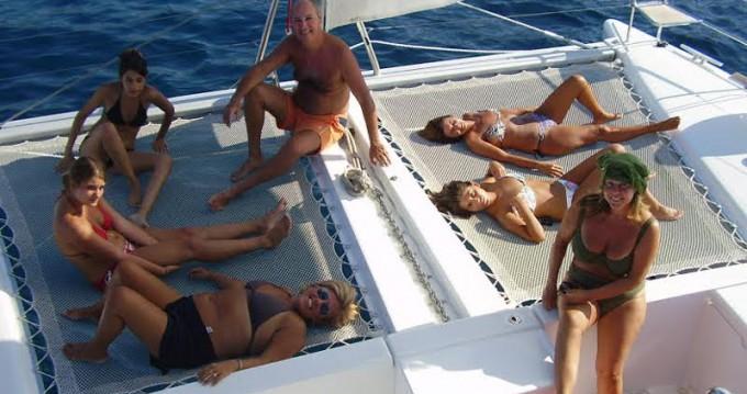 Louer Catamaran avec ou sans skipper Lagoon à Palerme