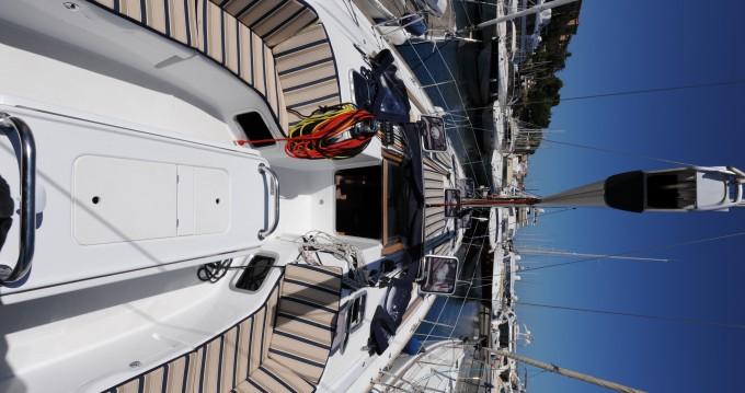 Location bateau Palerme pas cher Sun Odyssey 49i