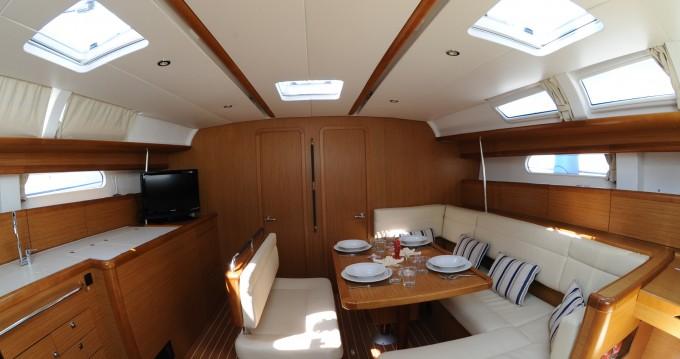 Louez un Jeanneau Sun Odyssey 49i à Palerme