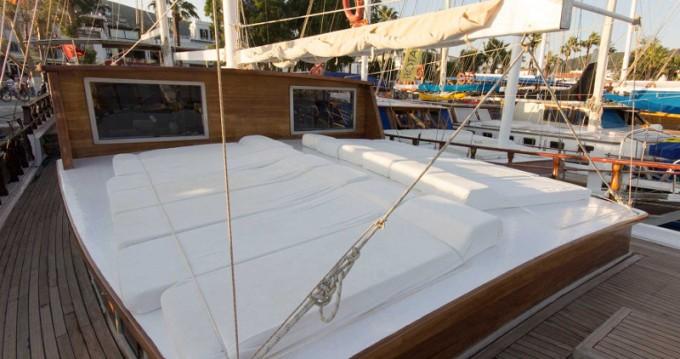 Location bateau  Gulet Harmonia à Zante Port sur Samboat