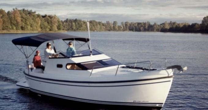 Location bateau Söderköping pas cher Delphia Nano