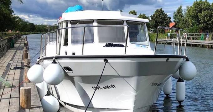 Location bateau Söderköping pas cher Naviga Nordica T 40