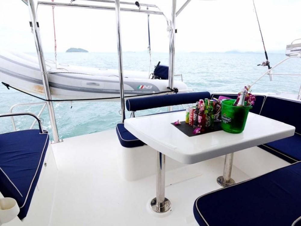 Location yacht à Vatopedi - Leopard Leopard 384 sur SamBoat