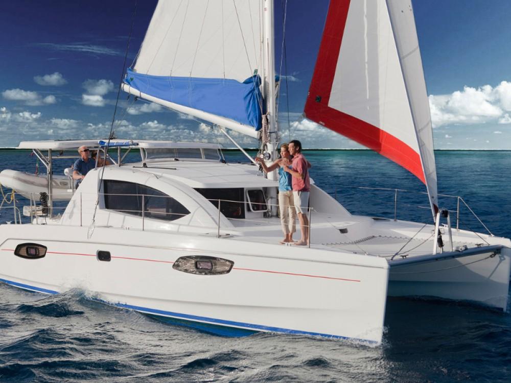 Louer Catamaran avec ou sans skipper Leopard à Vatopedi