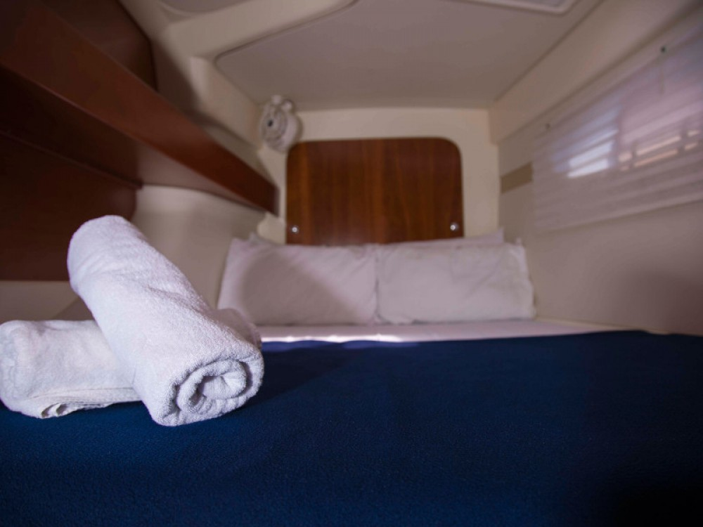 Location bateau Leopard Leopard 384 à Vatopedi sur Samboat