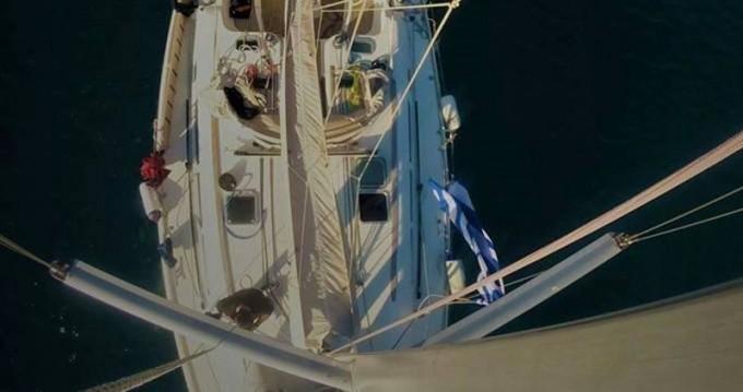 Location bateau Níkiti pas cher Sun Odyssey 45