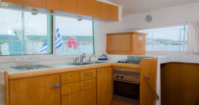 Louer Catamaran avec ou sans skipper Lagoon à Níkiti