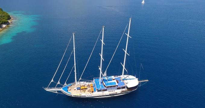 Voilier à louer à Mykonos (Île) au meilleur prix