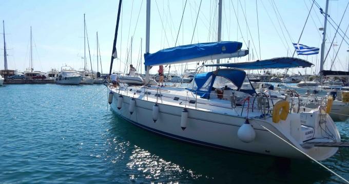 Location yacht à Le Pirée - Bénéteau Cyclades 50.5 sur SamBoat