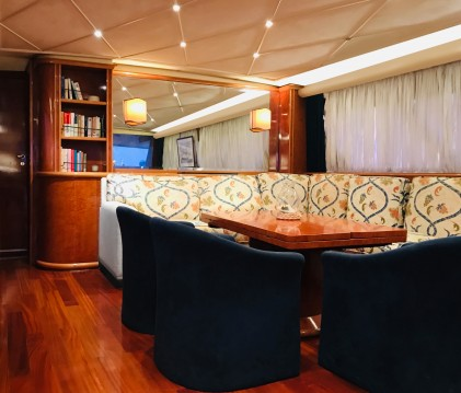 Location Yacht à Portisco - Cantieri Pegasus 80
