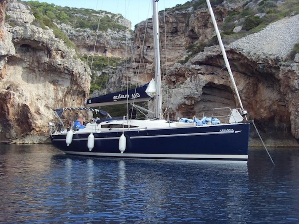 Location Voilier à ACI Marina Skradin - Elan Elan 410 Performance