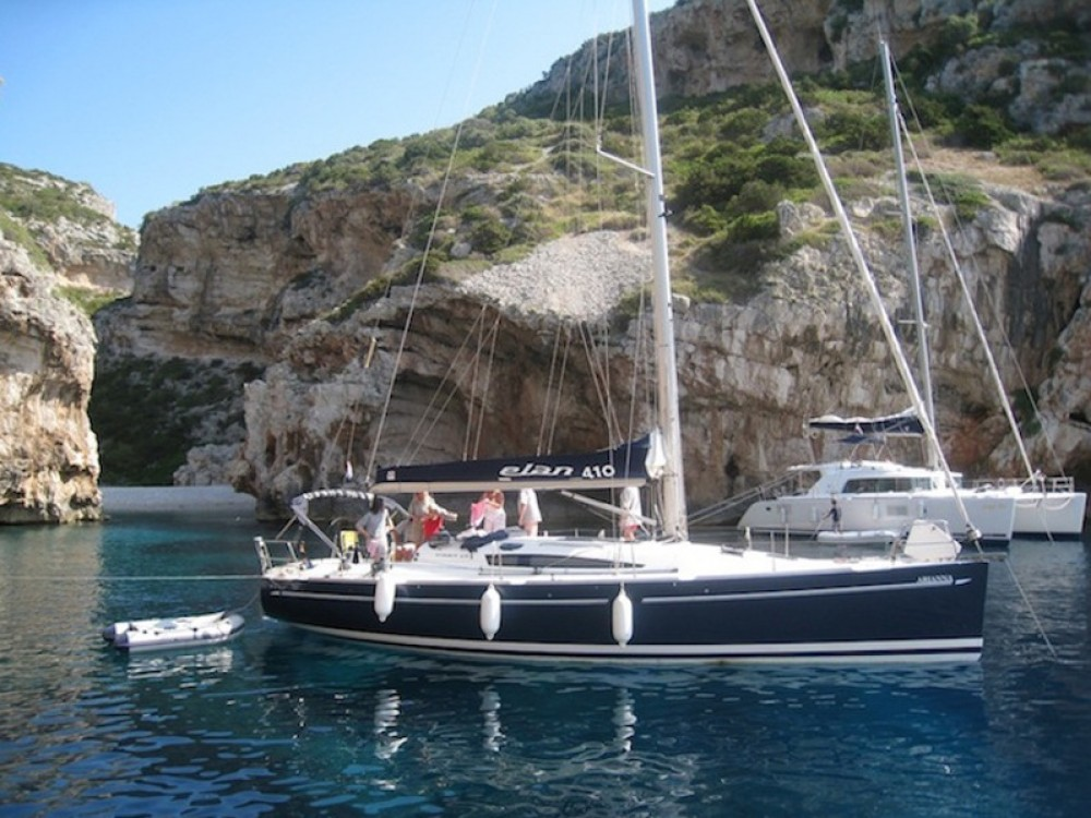 Louer Voilier avec ou sans skipper Elan à ACI Marina Skradin