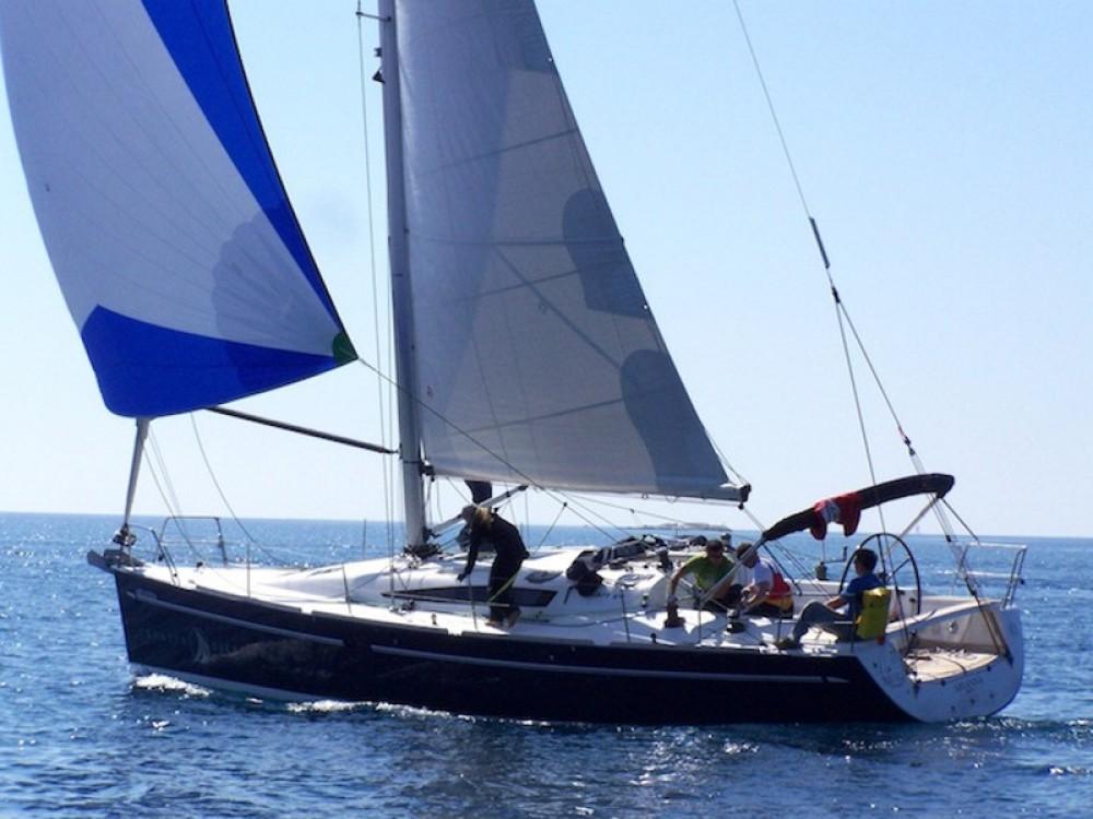 Louez un Elan Elan 410 Performance à ACI Marina Skradin