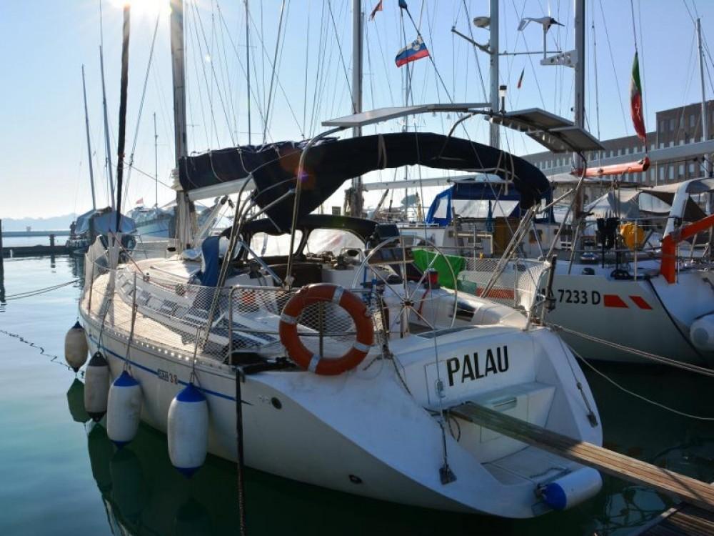 Location bateau Muggia pas cher Elan 38