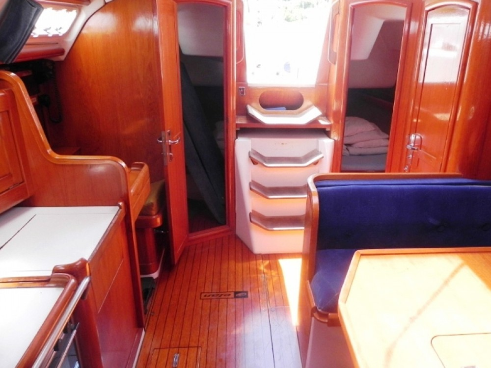 Location bateau Elan Elan 38 à Porto San Rocco sur Samboat
