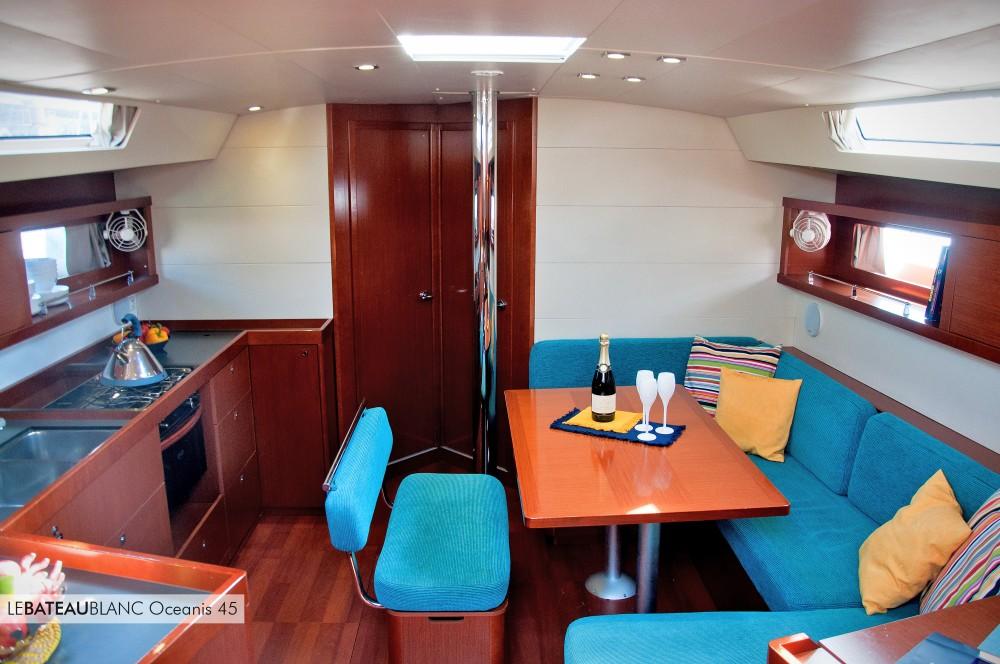 Location bateau Bénéteau Oceanis 45 à Ameglia sur Samboat