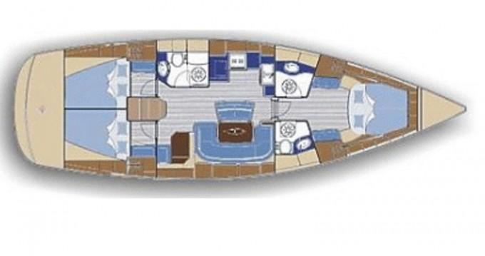 Louez un Bavaria Bavaria 46 Cruiser à Marmaris