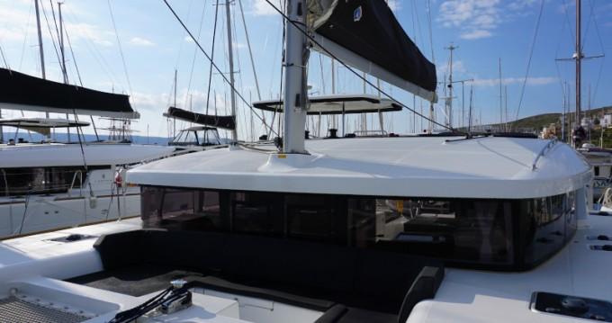 Location Catamaran à Gouviá - Lagoon Lagoon 450 Sport Top