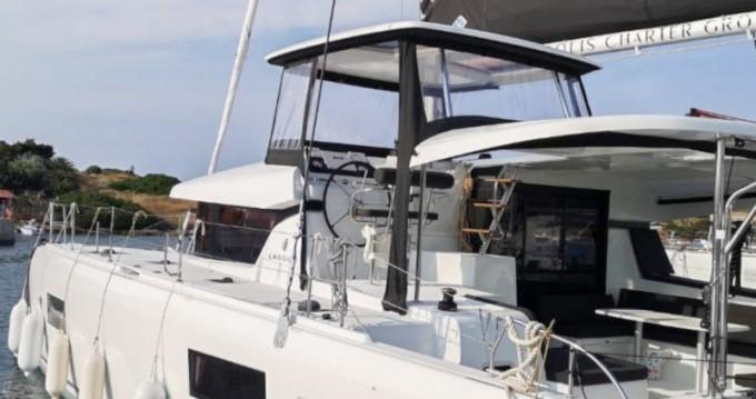 Location yacht à Gouviá - Lagoon Lagoon 42 sur SamBoat