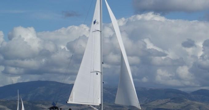 Bavaria Cruiser 51 entre particuliers et professionnel à Athènes