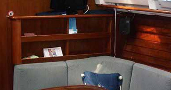 Location bateau Volos pas cher Oceanis 38.1