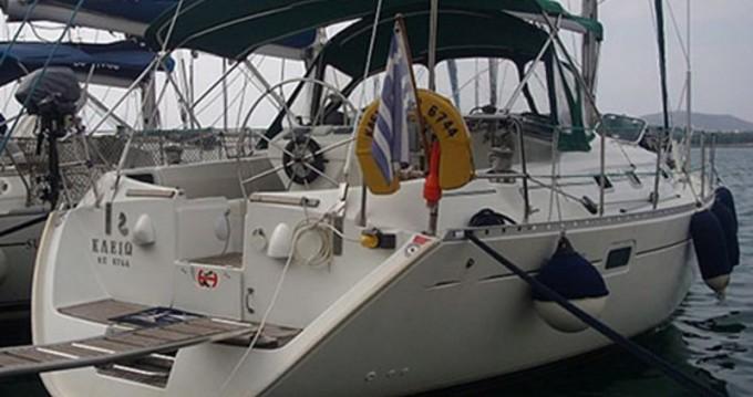 Location bateau Bénéteau Oceanis 38.1 à Volos sur Samboat