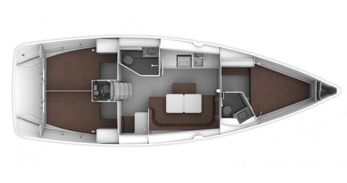 Bavaria Cruiser 41 entre particuliers et professionnel à Lávrio