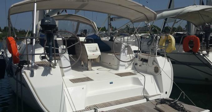 Location bateau Rhodes pas cher Cruiser 46