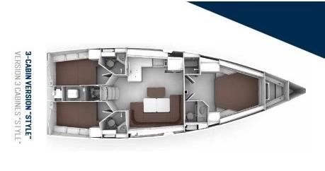 Location Voilier à Gouviá - Bavaria Cruiser 46 Style