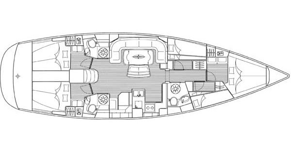 Location bateau Álimos pas cher Bavaria 50 Cruiser
