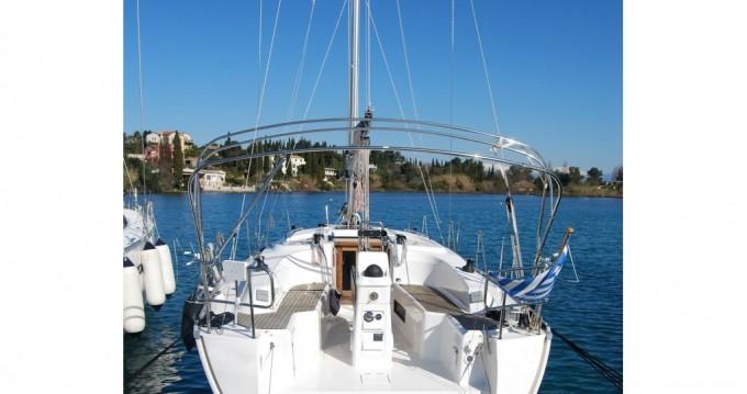 Location yacht à Gouviá - Bavaria Cruiser 33 sur SamBoat