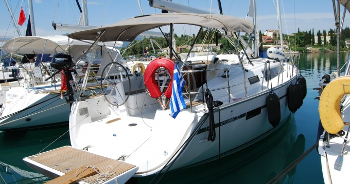 Location bateau Gouviá pas cher Cruiser 37