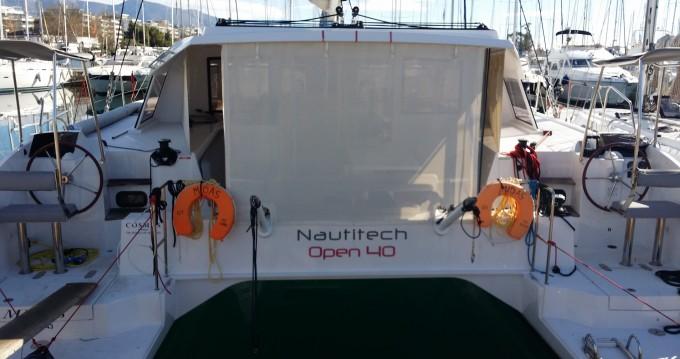 Catamaran à louer à Préveza au meilleur prix