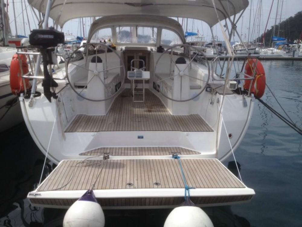 Location bateau Bavaria Bavaria Cruiser 40 à Marina Gouvia sur Samboat