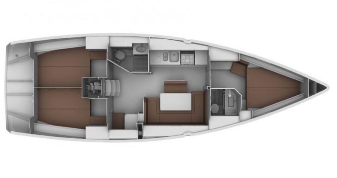Bavaria Cruiser 40 entre particuliers et professionnel à Göcek