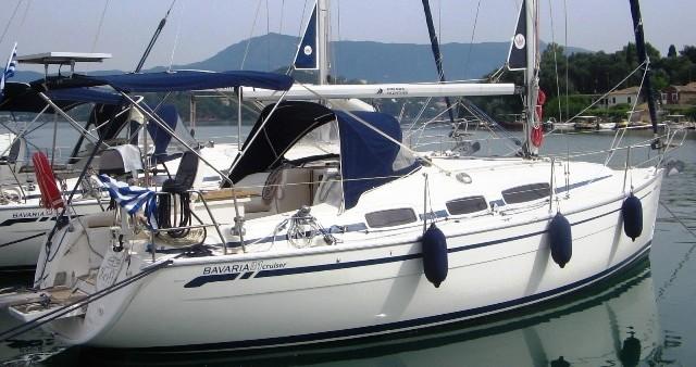Location bateau Bavaria Bavaria 31 Cruiser à Gouviá sur Samboat