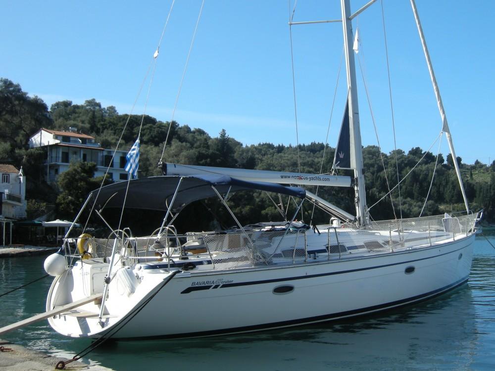 Location bateau Marina Gouvia pas cher Bavaria 47 Cruiser