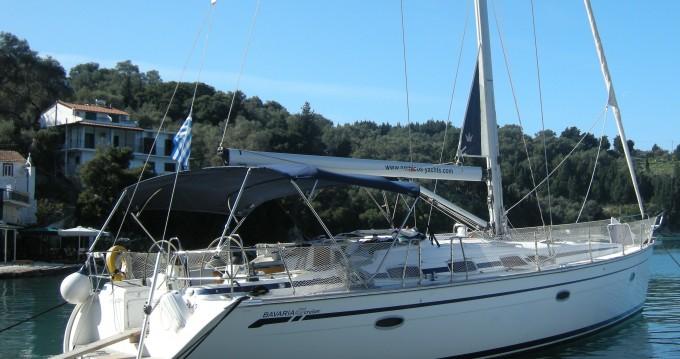 Location bateau Gouviá pas cher Bavaria 47 Cruiser