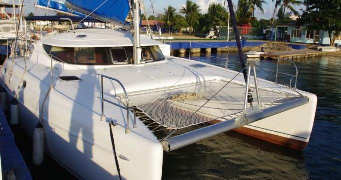 Location bateau Fountaine Pajot Athena 38 à Cienfuegos sur Samboat