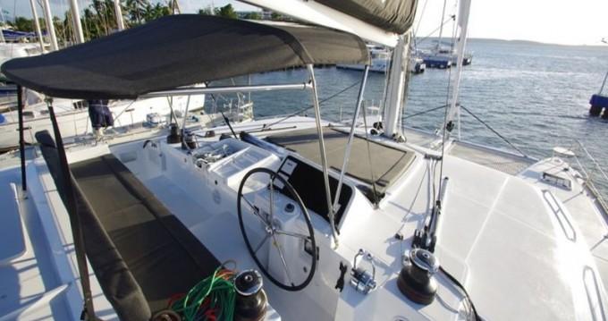 Location bateau Cienfuegos pas cher Lagoon 450 F