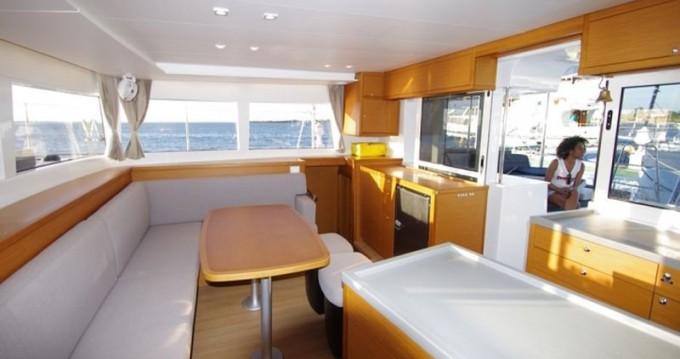 Location Catamaran à Cienfuegos - Lagoon Lagoon 450 F
