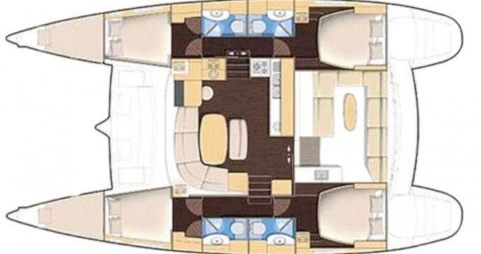 Location Catamaran à Cienfuegos - Lagoon Lagoon 440