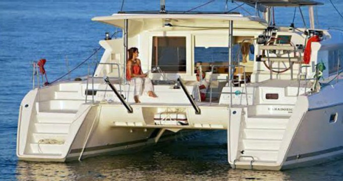 Location yacht à Cienfuegos - Lagoon Lagoon 421 sur SamBoat