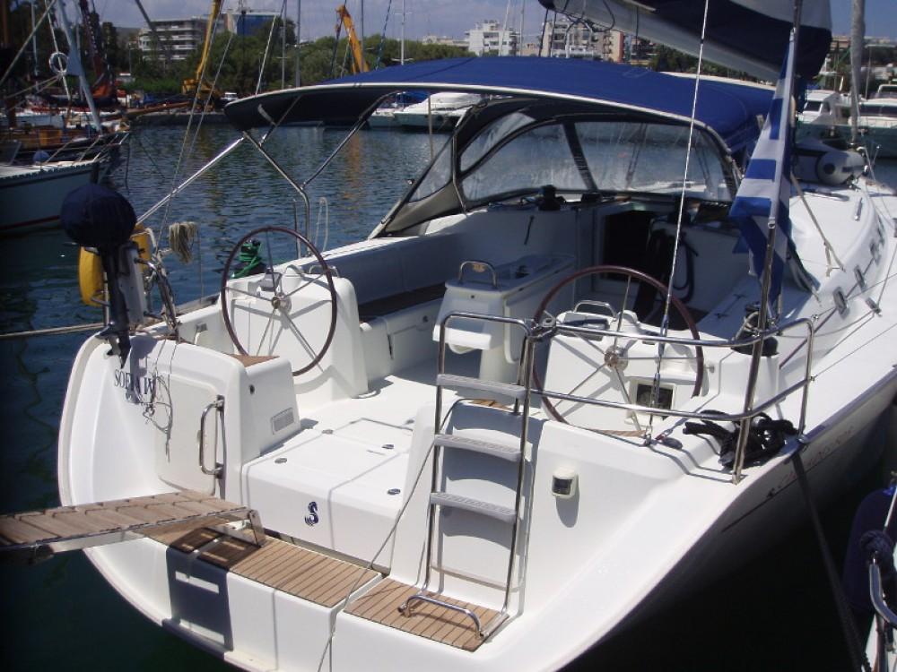 Location bateau Marina de Alimos pas cher Cyclades 50.5