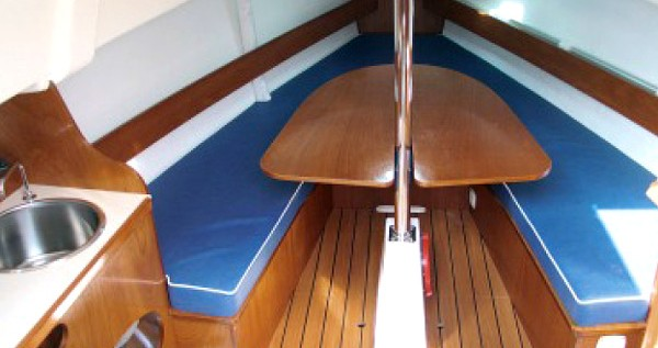 Location bateau Jeanneau Sun 2500 à Yerseke sur Samboat
