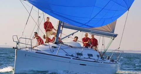 Location bateau Yerseke pas cher First 36.7