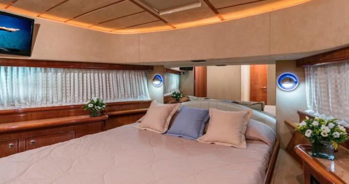 Louer Yacht avec ou sans skipper Ferretti à Álimos