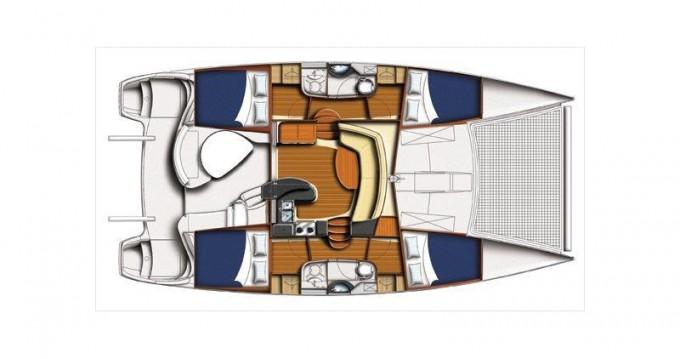 Louer Catamaran avec ou sans skipper Leopard à Athènes